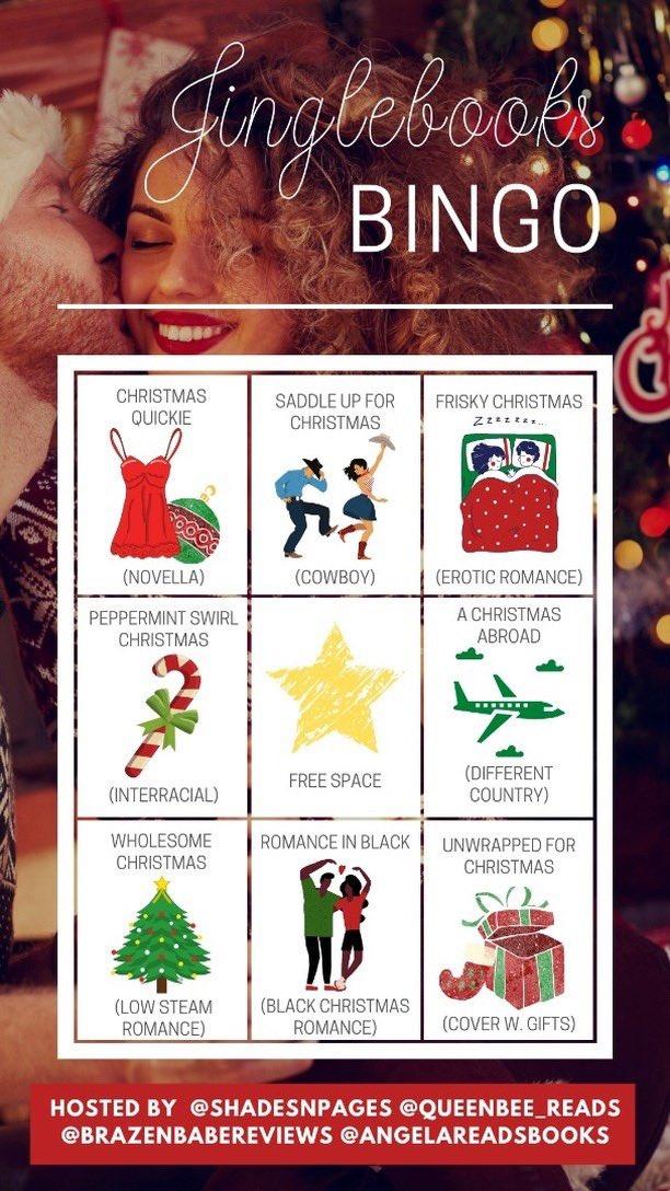 JingleBooks Bingo