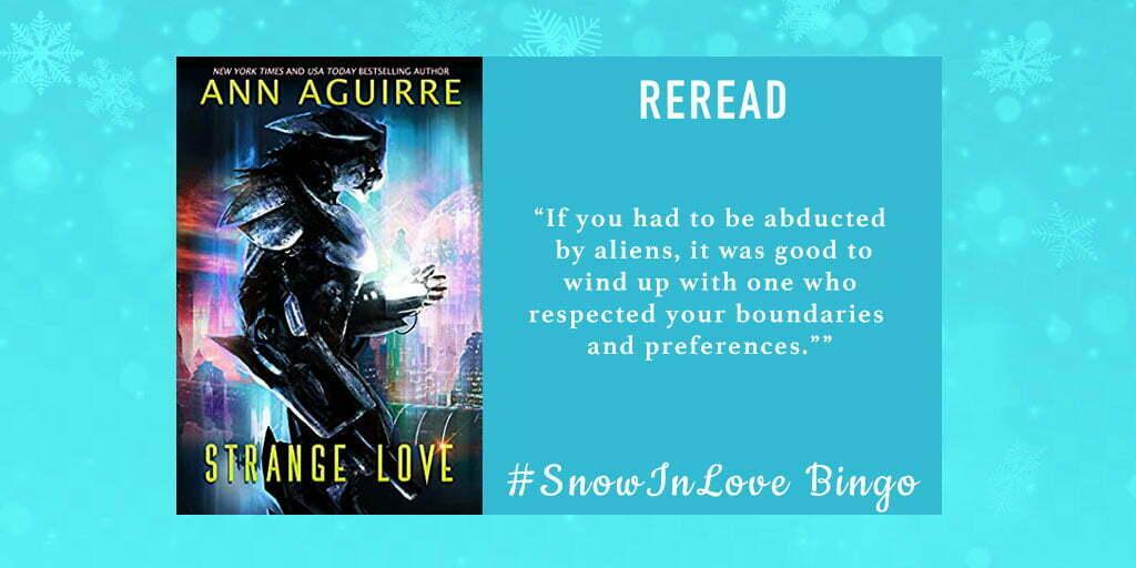 Snow in Love Bingo reread