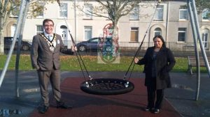 Town Council Invest £14,000 to Repair Play Areas