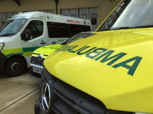 Welsh Ambulance Service unveils ultra-modern additions to fleet