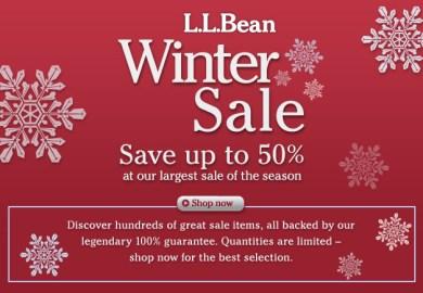 Llbean Com Sale
