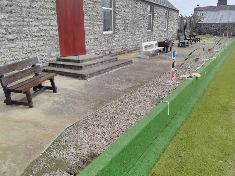 maintenance training garden fence