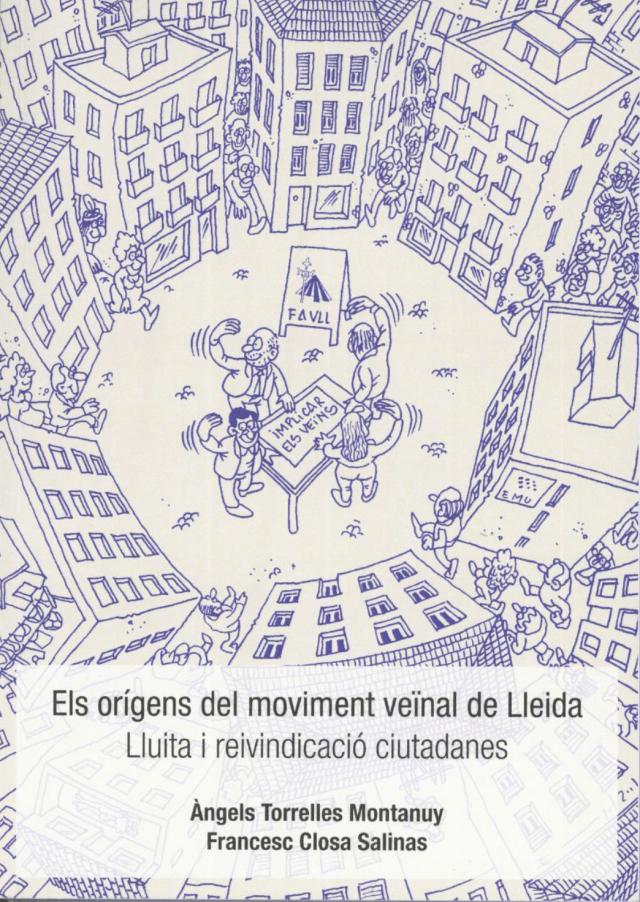 Els origens del moviment veïnal a Lleida-Llibre electrònic