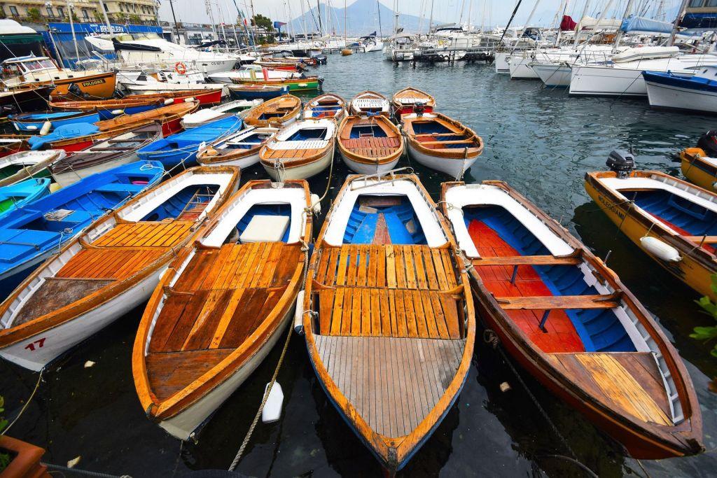 Cómo llegar a Nápoles