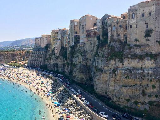 Playas de Italia: Tropea