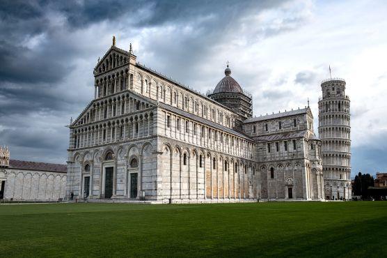 Cómo llegar a Pisa