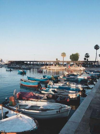 Cómo llegar a Nápoles desde Bari