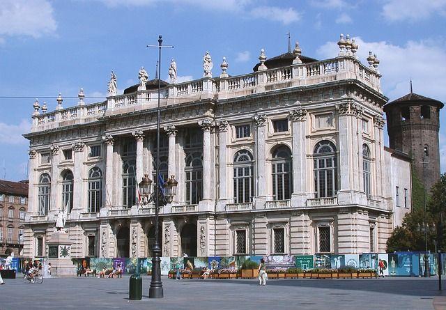 Palazzo madama de Torino