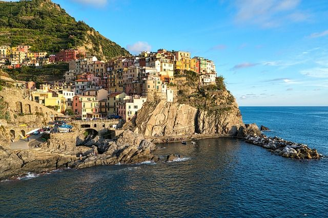 Patrimonio de la humanidad de Italia: Cinque Terre
