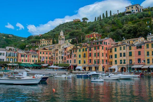 Qué ver en Italia en 5 días: Portofino