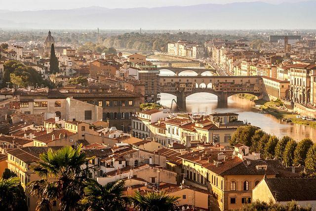 Florencia; patrimonio de la humanidad de Italia