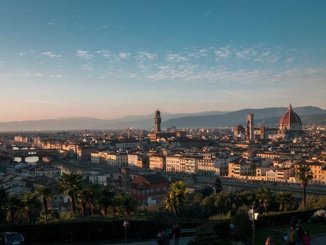 Florencia, ciudad ideal qué ver en Italia en5 días