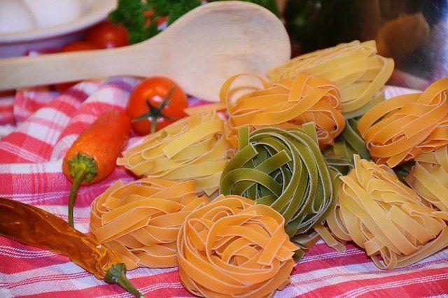 Donde comer en Bolonia: tagliatelle