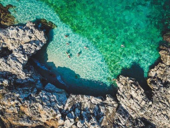 Mejores playas de Sicilia: Cala Mazzo di Sciacca