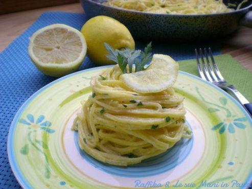 Pasta típica de Amalfi