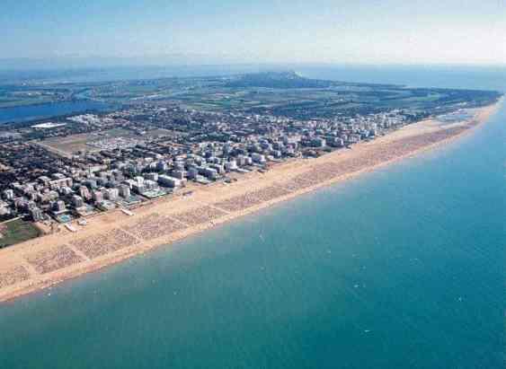 Mejores playas de Italia-Bibione