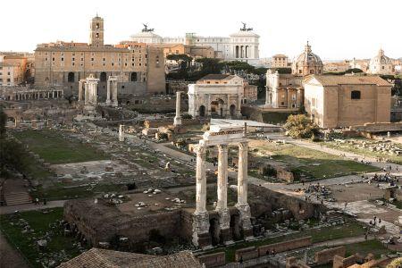 8 Ciudades de Roma cerca de la capital