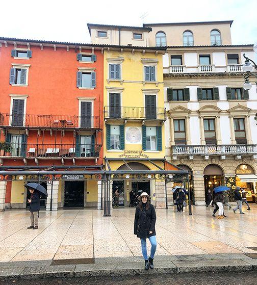 Ciudades cerca de Venecia: Verona