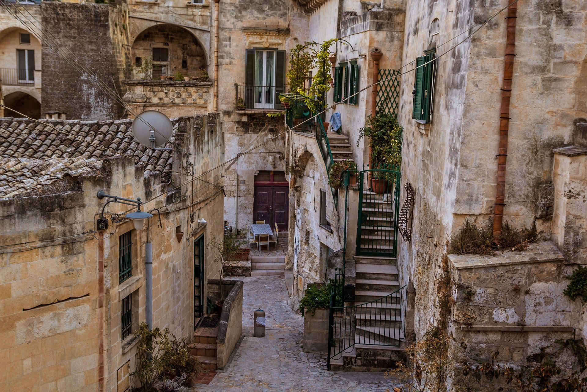 Como ir de Bari a Matera