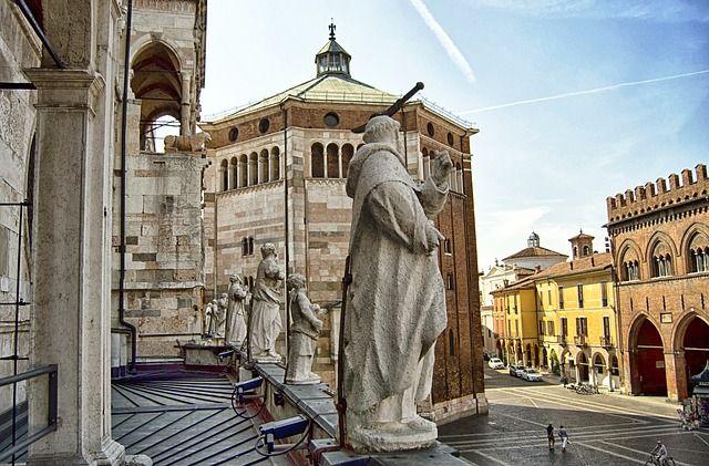 Ciudades de Lombardía: Cremona
