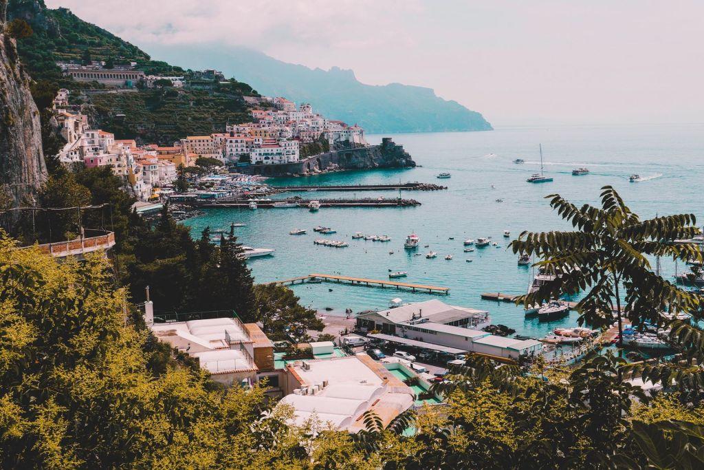 Donde dormir en Amalfi
