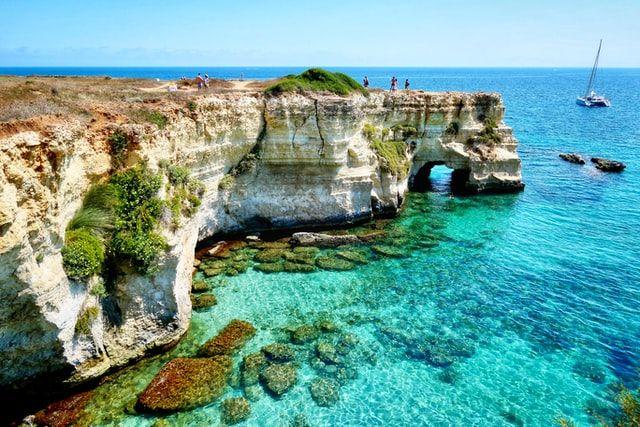 Donde veranear en Italia: Puglia