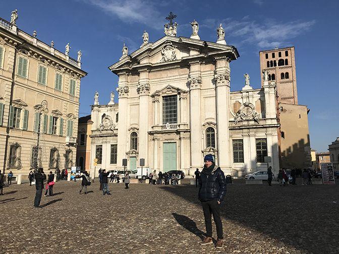 ciudades de Lombardía: Pavía