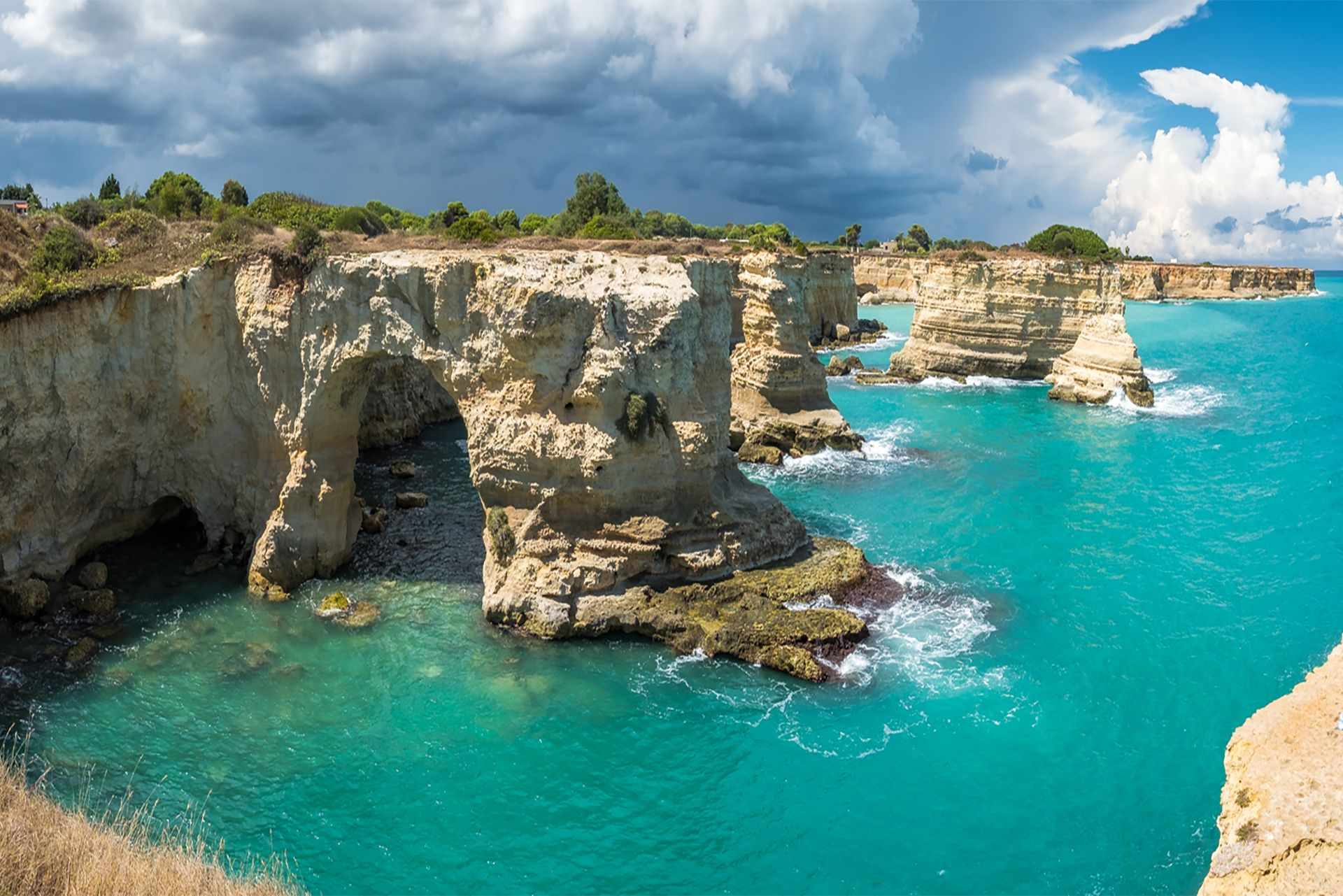 Mejores playas de Puglia
