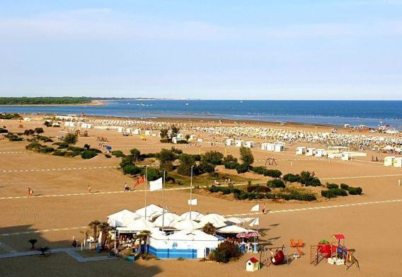 Playas al Norte de Italia