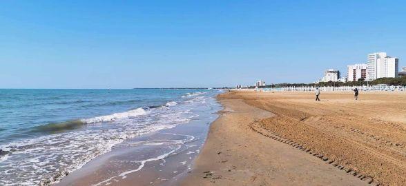 Playas del norte de Italia: Lignano Sabbiadoro