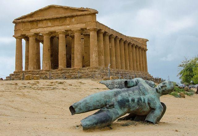 Rutas por Sicilia: Valle de los Templos