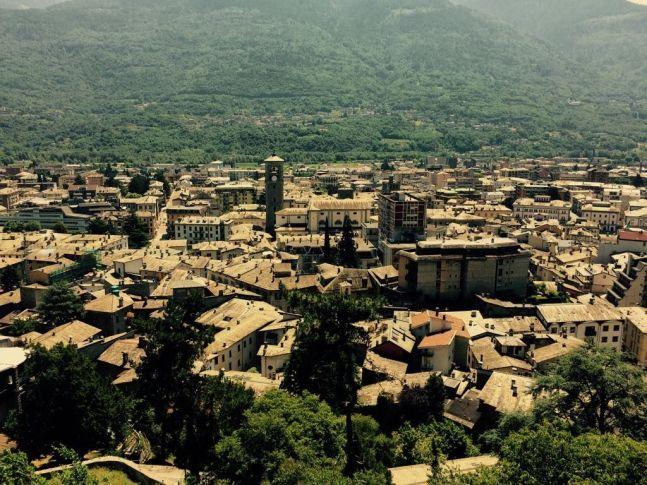Ciudades de Lombardía: Sondrio