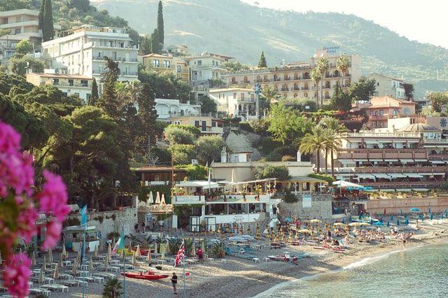 ciudades de Sicilia: Taormina