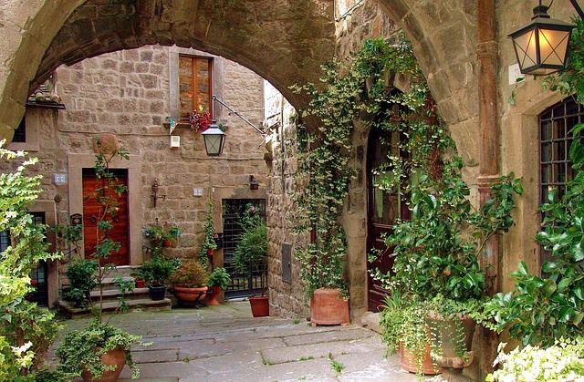 Ciudades de Roma: Viterbo