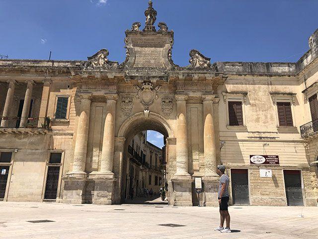 Ciudades de Puglia: Lecce