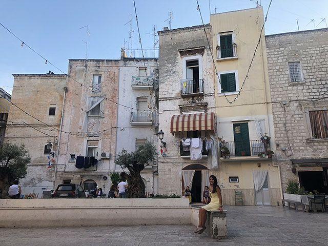 Ciudades de Puglia: Bari