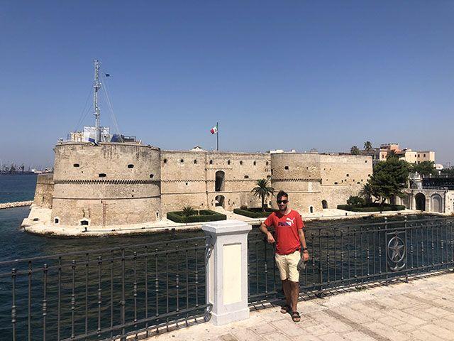 Ciudades de Apulia: Taranto