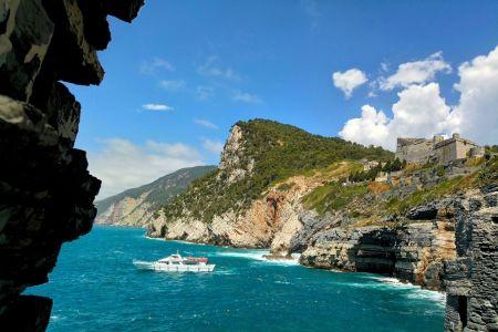 Como llegar a Cinque Terre desde la Spezia