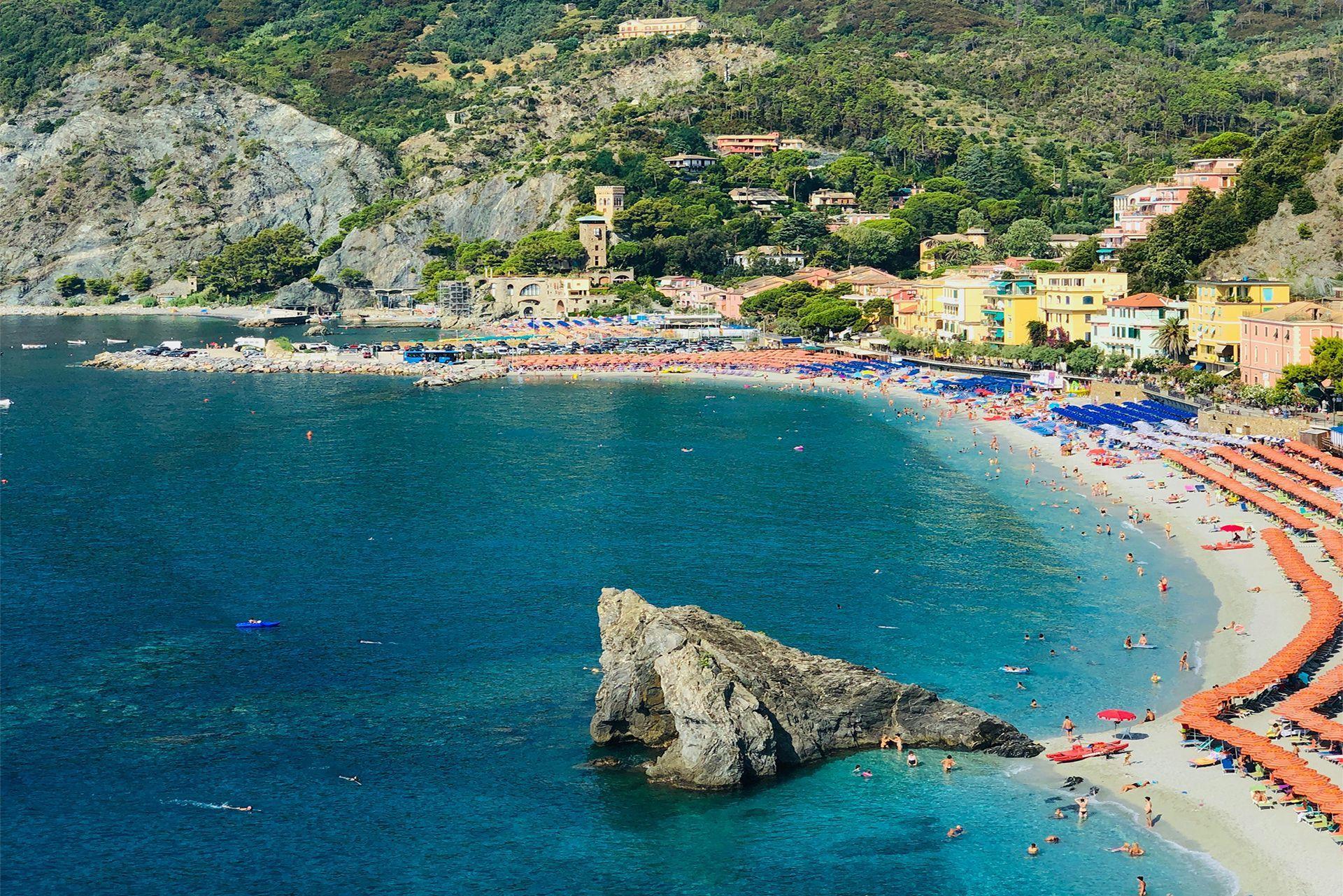 Como llegar a Monterosso al Mare