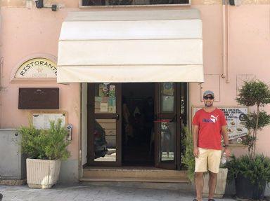 Restaurante en Matera