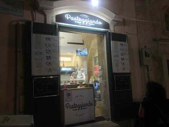 Donde comer pasta en Matera