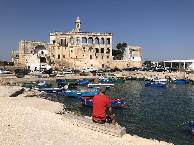 Playas de Bari más bonitas
