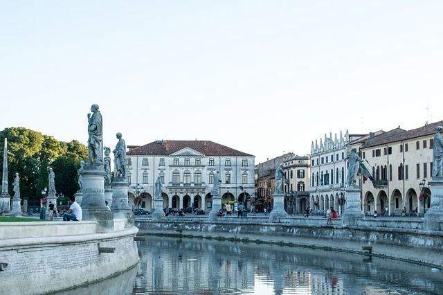 ciudades del norte de Italia: Padua