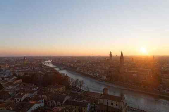 ciudades del norte de Italia más hermosas: Verona