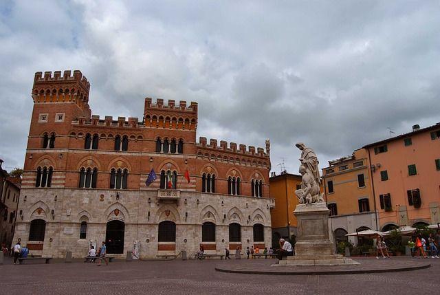 Ciudades de Toscana: Grosseto