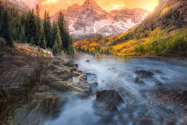 Ver Dolomitas en otoño