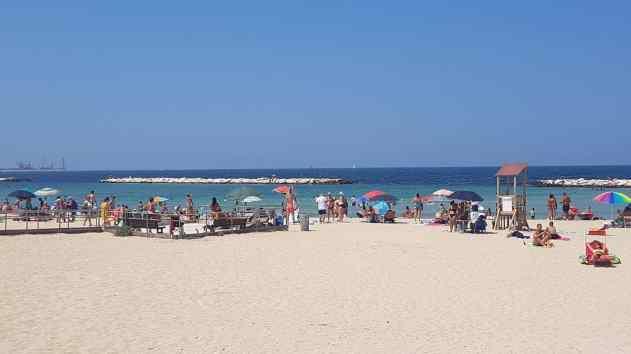 Playas de Bari centro: Pane e pomodoro
