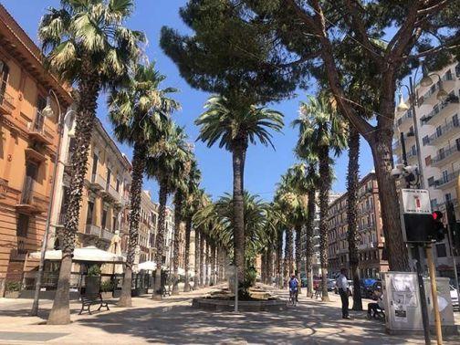 Recorrer las calles de Bari