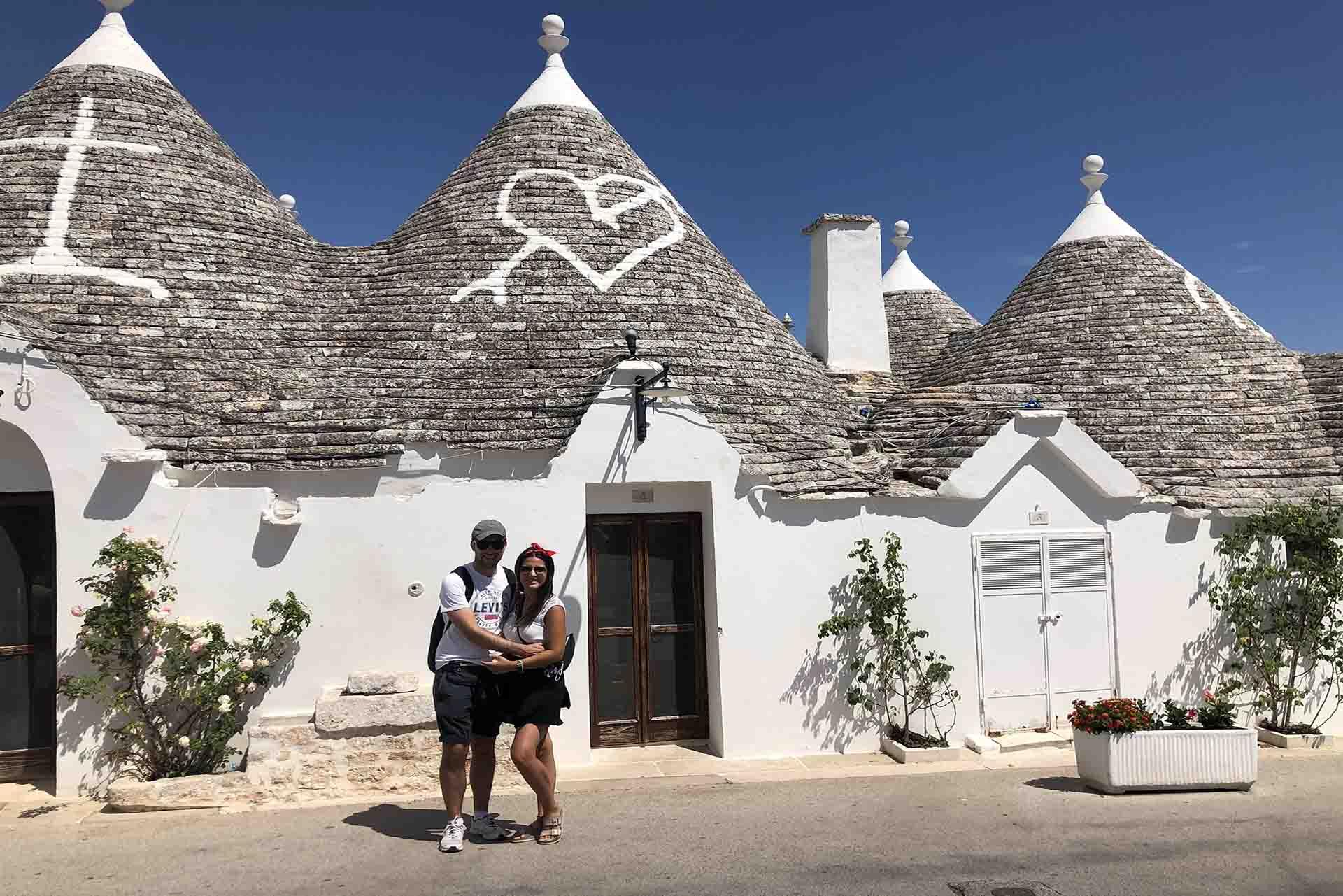 Como llegar a Alberobello