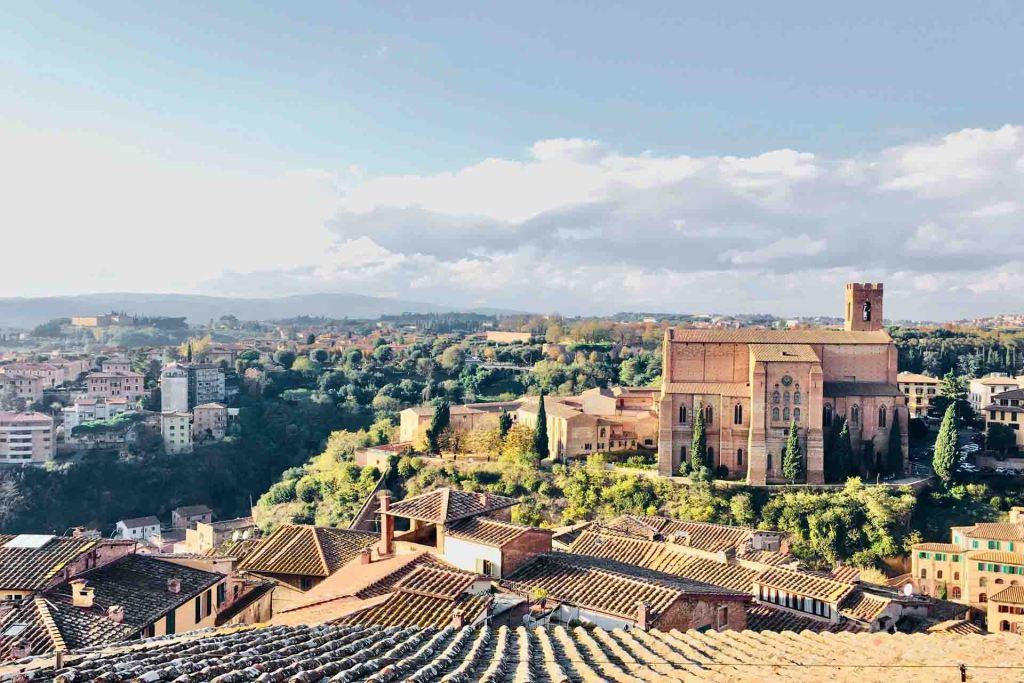 Donde comer en Siena